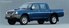 Mitsubishi L200 workshop manual C.D 1997-2005