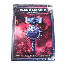 WARHAMMER 40K Rulebook Rules Book #2 Hardcover discolored cover 5th