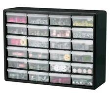 Small Parts Storage Container Organizer Divider Cabinet Drawer Craft Garage Wall