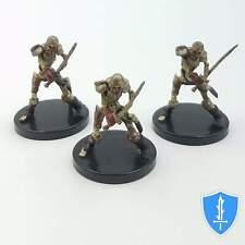 Bloody Skeleton x3 - Kingmaker #09 Pathfinder Battles D&D Miniature