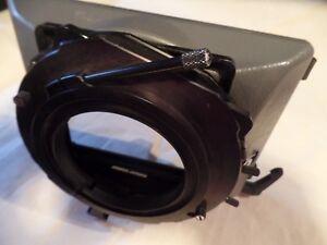 Chrosziel Matte Box 4x4 Sunshade 2 4x4 filter holders