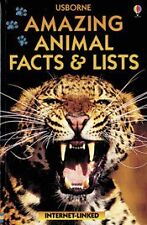 Amazing Animal Facts and Lists (Facts and Lists In