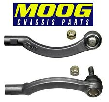 Volvo 850 V70 S70 Pair Set of Left and Right Outer Steering Tie Rod Ends MOOG