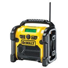 DeWALT DCR020 Akku Baustellen Radio kompakt DAB+ mit Netzanschluss 10.8V - 18V