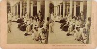 Ägypten Der Kairo Klassen De L'University Student, Moschee Foto Stereo Albumin