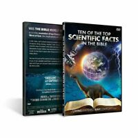 Ten of the Top Scientific Facts in the Bible (DVD, 2018, Widescreen, NEW)
