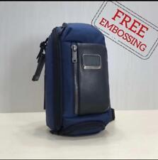Tumi Alpha Bravo Kelley Backpack - Blue..