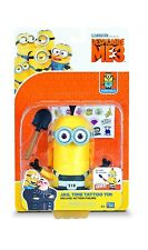 Despicable Me 3 Deluxe Action Figure Minions Jail Time Tattoo Tim Poseable
