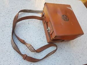 Vintage AVO Multi Meter Leather Case Only
