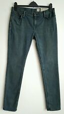 ALL SAINTS SPITALFIEDS LADIES GUNRAY PIPE SKINNY JEANS W30 L32 HARDLY WORN