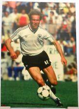 Karl-Heinz Rummenigge + Fußball Nationalspieler DFB + Fan Big Card Edition B150