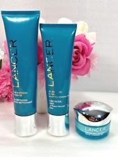 Lancer The Method: Polish, Cleanse, 3-Piece Kit New Retail Value $255