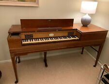 More details for broderip & wilkinson antique square piano c. 1799 v unusual example.