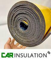 3m Foil Back Closed Cell Foam Insulation Sound Proofing Heat Mat Camper Van GMPE