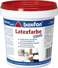 baufan Latex Weiß Classic 750 ml