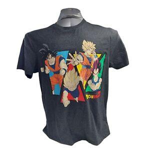Dragonball Z Men's NWOT Short Sleeve Grey T-Shirt Size XL