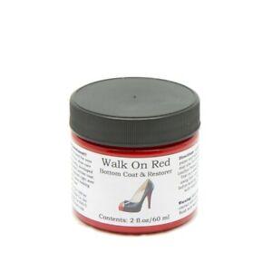 Angelus Farbe für Leder Schuhsohle Walk on Red 59ml (16,86€/100ml) Rot für Sohle