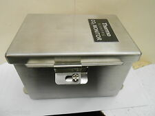 THERMO 67-0004 0-5% CO2 MONITOR/TRANSMITTER IN HOFFMAN A6044CHNFSS ENCLOSURE