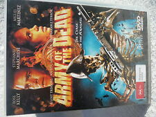 ARMY OF THE  DEAD ROSS KELLY STEPHENIE MARCHEESE  DVD MA R4