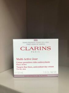 Clarins Multi-Active Jour - Dry Skin/All Skin Types - 50ml