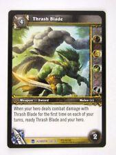 WoW: World of Warcraft Cards: THRASH BLADE 336/361