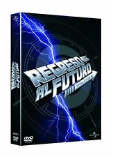Regreso al futuro (Trilogía) [DVD] NUEVO PRECINTADO, CASTELLANO