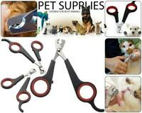 Pet Nail Clipper Dog Cat Claw Animal Scissor Cutter Grooming Trimmer Scissors