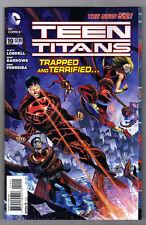 TEEN TITANS #19 - EDDY BARROWS ART & GATEFOLD COVER - DC's THE NEW 52 - 2013