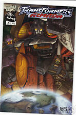 Transformers Armada #3  comic 2002 Dreamwave