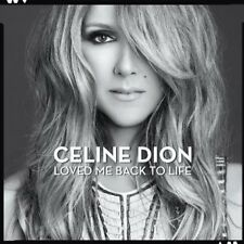CÉLINE DION - LOVED ME BACK TO LIFE  CD  13 TRACKS  INTERNATIONAL POP  NEUF