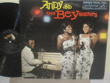 ANDY BEY- & The Bey Sisters~RCA 2315 {nm dg orig} >RARE