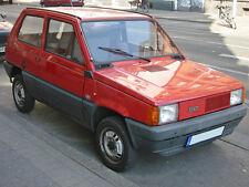 Fiat Panda 1^ versione: manuale officina su Cd. Il piu' dettagliato. In italiano