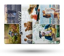 Personalised Custom Family Photo Piece Jigsaw Puzzle Landscapes