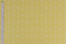 Geometric Fabric - Graphic Design, Various Colours. Upholstery, Cushions & Craft
