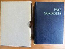 Guide bleu Pays nordiques : Danemark, Suède, etc, 1964