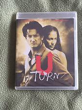 Free*Postage New U-Turn Blu ray Oliver Stone Claire Danes Sean Penn Lopez Voight