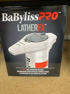 BABYLISS PRO LATHER FX Hot Lather / Gel Machine - BRAND NEW IN BOX