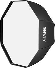 "Neewer 47""/120cm Octagonal Speedlite, Studio Flash, Speedlight Umbrella Softbox"