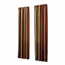 Lined Curtains  Allen Roth Curtains