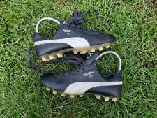 Puma Soccer Boots Leon Footall West Germany 1980 Old 4 Uk 24 Cm