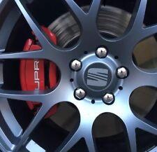SEAT Leon ibiza CUPRA Brake Caliper Vinyl Car Stickers Decal Drift x4 FR