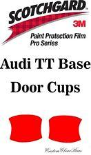 3M Scotchgard Paint Protection Film Pro Series 2016 2017 2018 2019 Audi TT Base