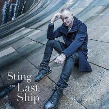 Sting : The Last Ship CD (2013)