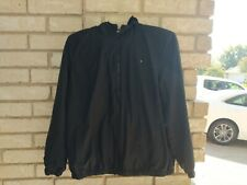 TOMMY HILFIGER Men's Reversible Jacket Nylon/Soft Fleece XXL