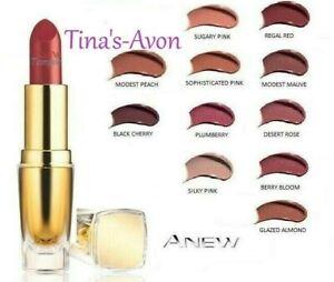 Avon ANEW Youth Awakening LIPSTICK Anti-Age collagen retinol CHOOSE YOUR COLOUR