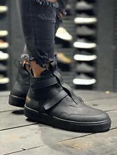 Knack KN033 Sneakers   Schwarz   Schwarze Sohle
