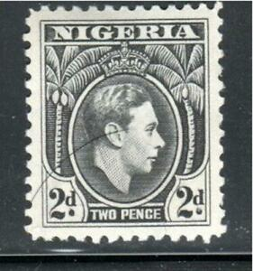 BRITISH NIGERIA  AFRICA STAMPS MINT HINGED   LOT 15263