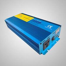 3000w Peak Double Display Pure Sine Wave Power Inverter 12v DC to 100v-120v AC