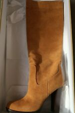 Suede Knee Boots by Michael Kors