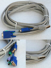 AWM E101344 COMPUTERKABEL STYLE 2919 COMPUTER CABLE SPACE SHUTTLE CSA LL80671 K3